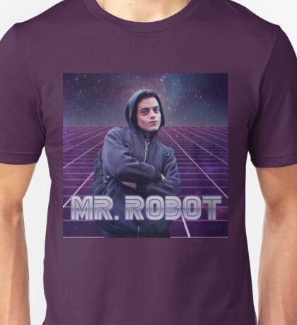 Mr. Robot - Elliot Unisex T-Shirt