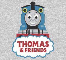 Thomas The Train Baby Tee