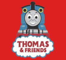 Thomas The Train One Piece - Short Sleeve