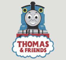 Thomas The Train by StephanieHertl