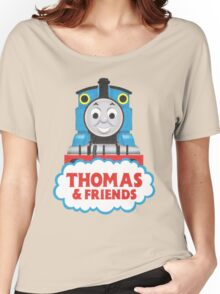 Thomas The Train Women's Relaxed Fit T-Shirt
