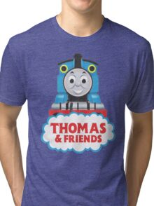 Thomas The Train Tri-blend T-Shirt