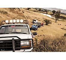 4 x 4 adventure Photographic Print