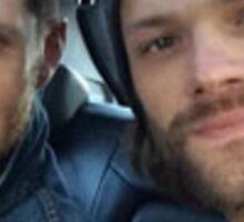 Jensen and Jared Sticker