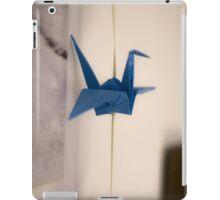 Origami peace iPad Case/Skin