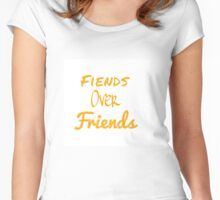 FOF Women's Fitted Scoop T-Shirt
