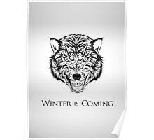 House Stark Banner Poster