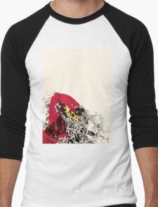 Masquerade Mask Men's Baseball ¾ T-Shirt