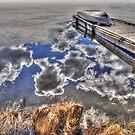 Row-Boat Reflections by Skye Ryan-Evans