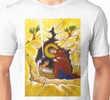 Yellow Nativity Unisex T-Shirt