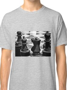 Life Is Simply A Game Of Chess Classic T-Shirt