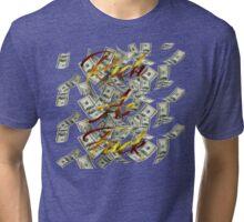 Rich AF Tri-blend T-Shirt