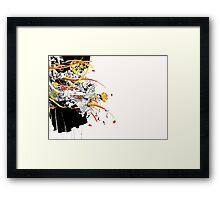Hidden Inside Framed Print