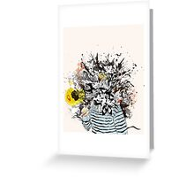 Bubble Relations Greeting Card