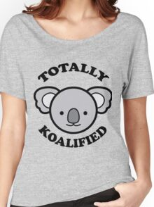 Totally Koalified Women's Relaxed Fit T-Shirt