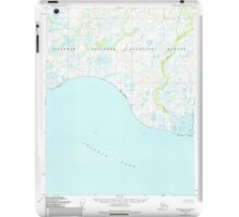 USGS TOPO Map Alaska AK Selawik C-4 358755 1955 63360 iPad Case/Skin