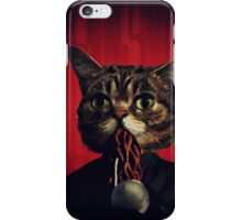 MEW-OOD - Kitty Ood Halfbreed Portrait iPhone Case/Skin