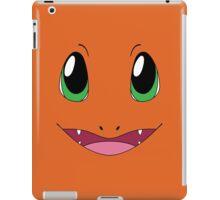 Charmander face iPad Case/Skin