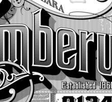 Camberwell Sticker