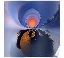 Into the Circular Depths Poster