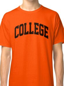COLLEGE Education Classic T-Shirt