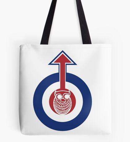 Northern Soul Mod Mash up Tote Bag