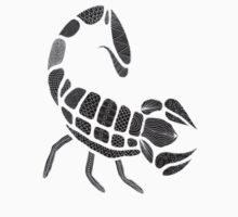 Black scorpion One Piece - Long Sleeve
