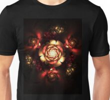 Golden rose Unisex T-Shirt