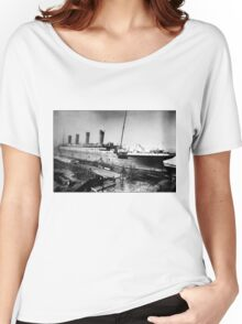 Titanic Vintage Women's Relaxed Fit T-Shirt