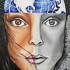 The Bermuda Painting by Bumchkin