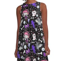This is Halloween A-Line Dress