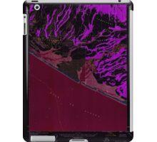 USGS TOPO Map Alaska AK Yakutat B-4 360488 1959 63360 Inverted iPad Case/Skin