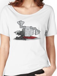Chillin' like villains Women's Relaxed Fit T-Shirt