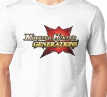 Monster Hunter Generations  Unisex T-Shirt