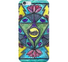 Seed of intuition iPhone Case/Skin
