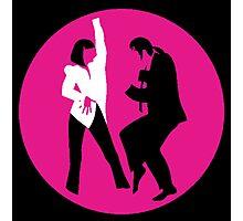 -TARANTINO- Pulp Fiction Dance Photographic Print