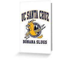 -TARANTINO- Pulp Fiction UC Santa Cruz Greeting Card