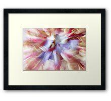 Petals - JUSTART © Framed Print