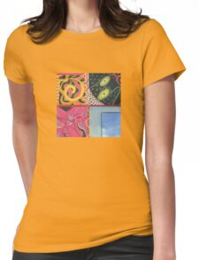 The Joy of Design IX Womens Fitted T-Shirt
