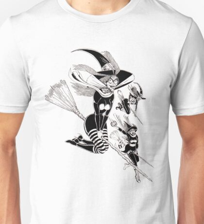 3 WITCHES Unisex T-Shirt