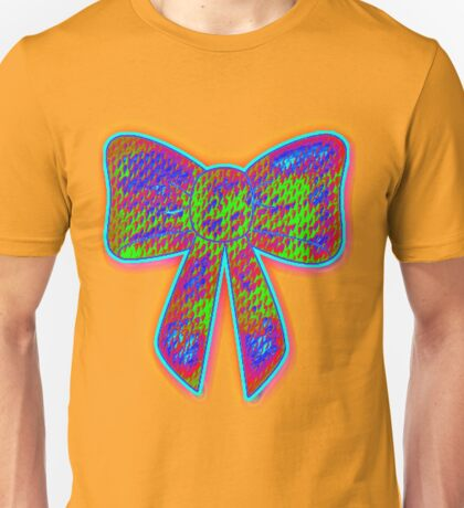 Lysergic bow Unisex T-Shirt