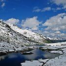 Scheidsee (Verwall Mountains) by heinrich