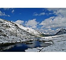Scheidsee (Verwall Mountains) Photographic Print