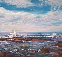 The Lonely Sea & The Sky by Lynda Robinson