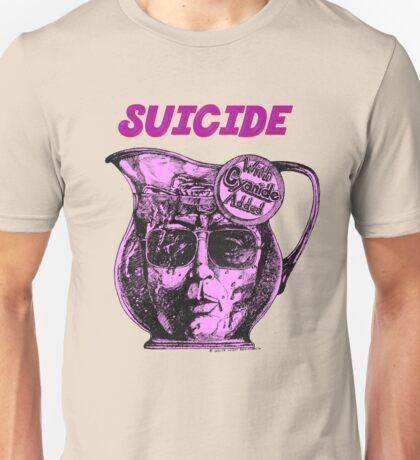 Jim Jones OG Kool Aid Pitcher - Suicide  Unisex T-Shirt