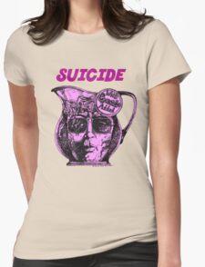 Jim Jones OG Kool Aid Pitcher - Suicide  Womens Fitted T-Shirt