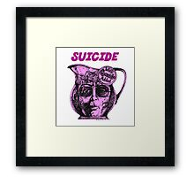 Jim Jones OG Kool Aid Pitcher - Suicide  Framed Print