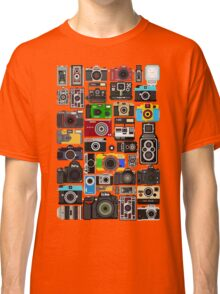 Pixelated Camerass Classic T-Shirt