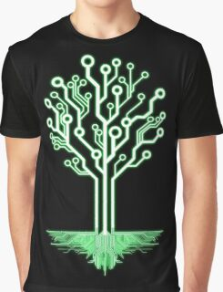 Tree of Technological Knowledge Graphic T-Shirt