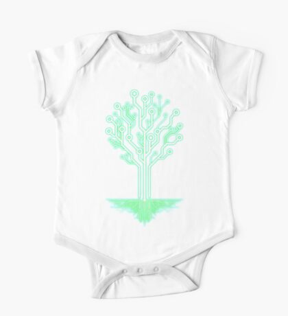 Tree of Technological Knowledge One Piece - Short Sleeve